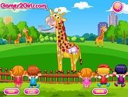 Cute Giraffe Care